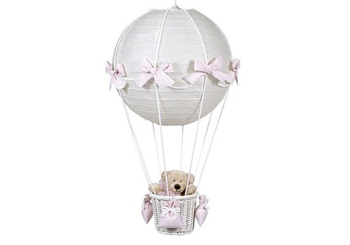 Kinderlamp roze
