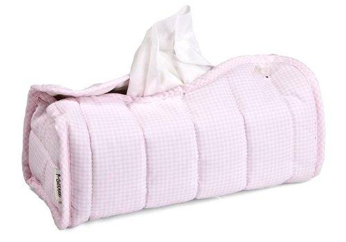 Kleenex Box Roze
