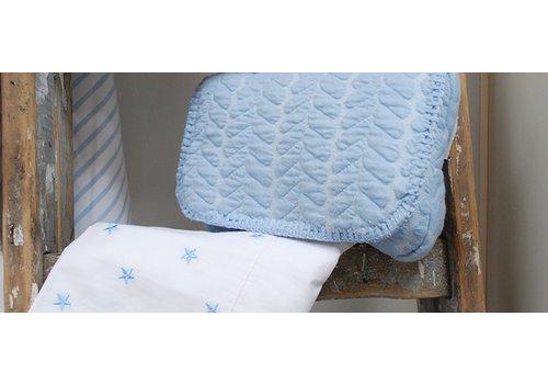 Baby Anne-Cy Billendoekjeshoes licht blauw