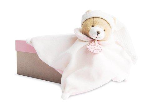 Knuffeldoekje roze