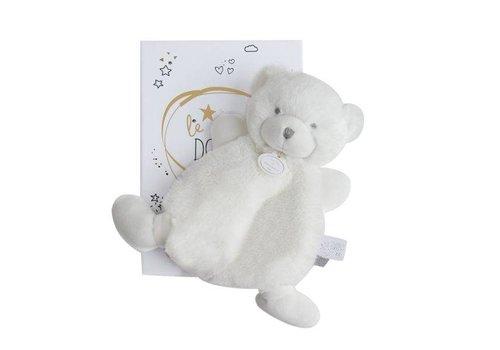 Knuffeldoekje witte beer
