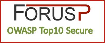 ForusP OWASP Top 10 Secure