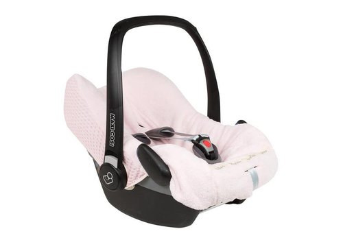 Koeka Hoes voor Maxi-Cosi Oslo (old baby pink)