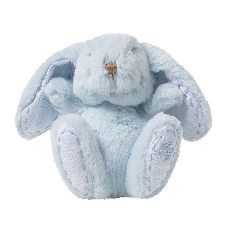Tartine en Chocolat licht blauw speelgoed konijn (Augustin)