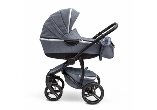 First Atlanta City kinderwagen (Blu Edition)