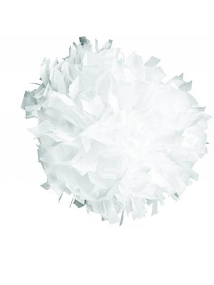 Cheerleader poms (set van 2) 1 kleur