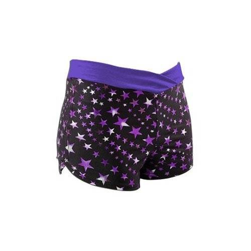 Pizzazz Superstar cheer short paars