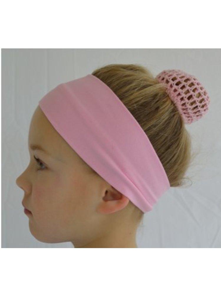 Dansgirl Ballet haarband roze