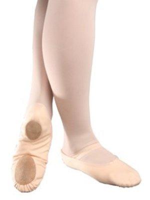 Dansgirl Balletschoenen splitzool roze