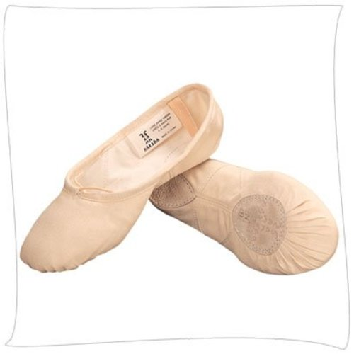Sansha Balletschoen Silhouette 3C splitzool roze