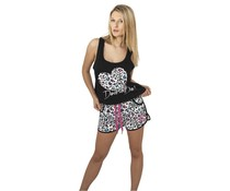 Urban Dance Hotpants Leo Mesh