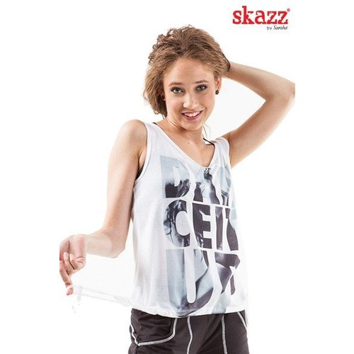 Skazz Urban Dance top wit