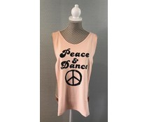 Skazz Danstop Peace en Dance Roze