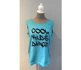 Skazz Danstop Cool Kids Dance blauw