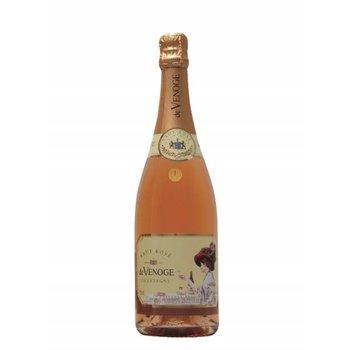 de Venoge Brut Rosé - Demi - 37,5cl
