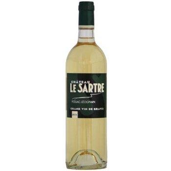 Château Le Sartre Blanc - 2006 - 75cl