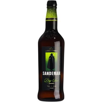 Sandeman Dry Seco Sherry - 75cl