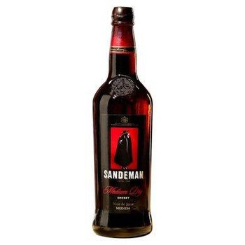 Sandeman Medium Dry Sherry - 75cl