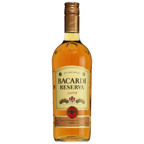 Bacardi Reserva - 1L