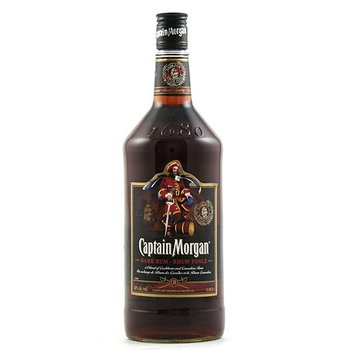 Captain Morgan Black Label Jamaica - 1L