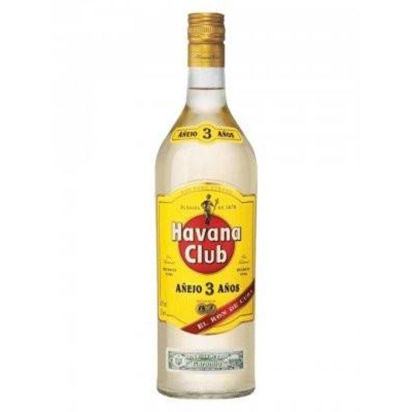 Havana Club 3 Years - 1L