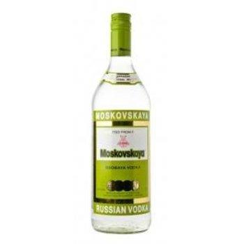 Wodka Moskovskaya - 1L