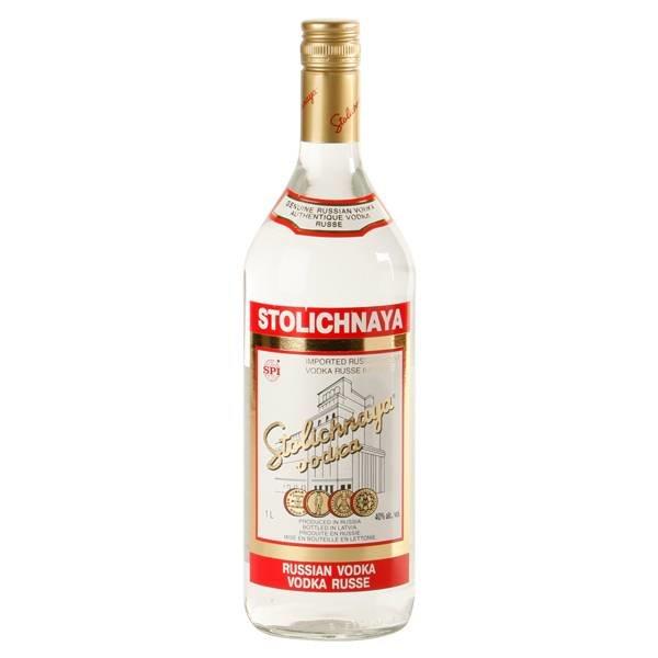 Wodka Stolichnaya - 1L