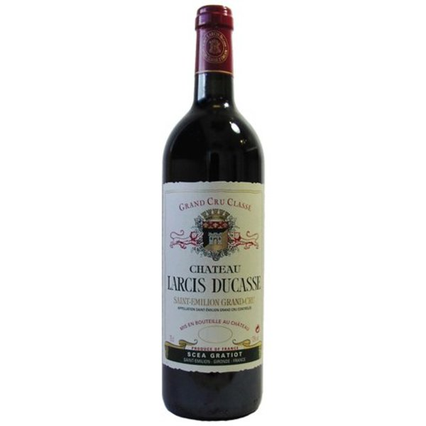 Château Larcis Ducasse - 2008 - 75cl