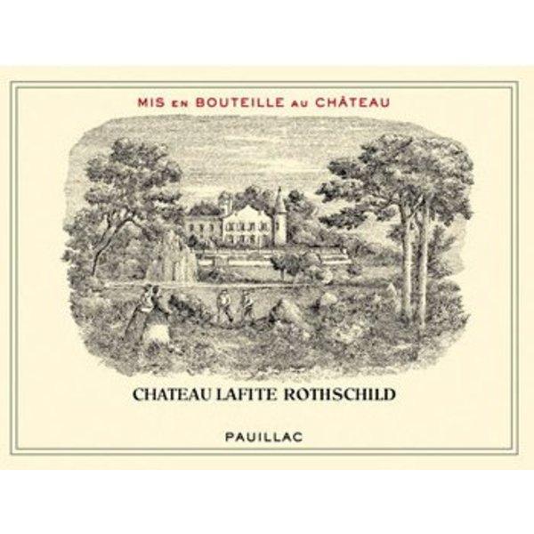 Château Lafite - Rothschild - 2008 - 3L