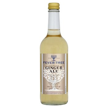 Fever-Tree Ginger Ale (20cl x 4)