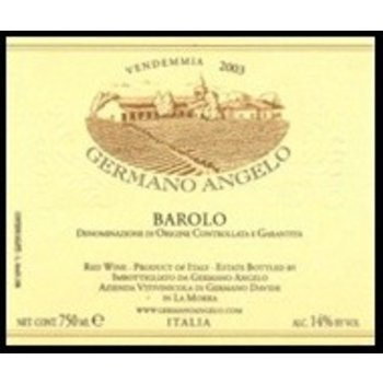 Germano Angelo Barolo 2005 - 75 cl