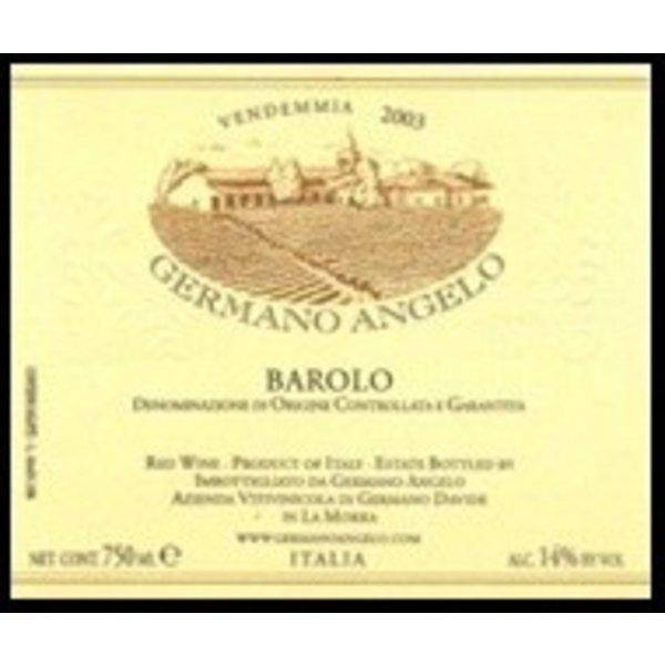 Germano Angelo Barolo 2005 - 75 cl