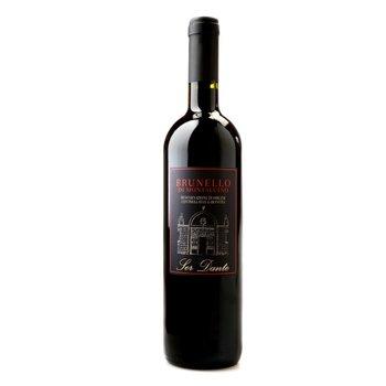 Brunello Di Montalcino Ser Dante 2008 - 75 cl