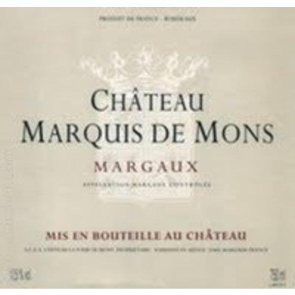 Château Marquis de Mons - 1999 - 75cl
