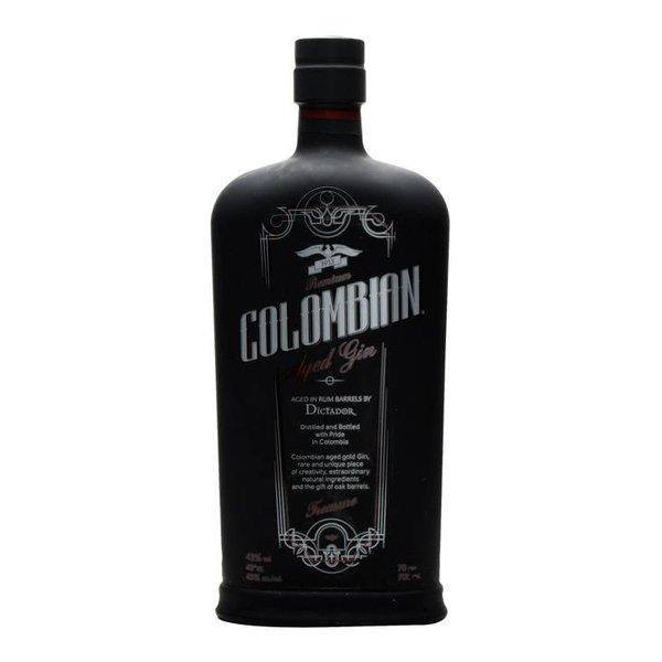 Colombian Aged Treasure (zwart) - 70cl