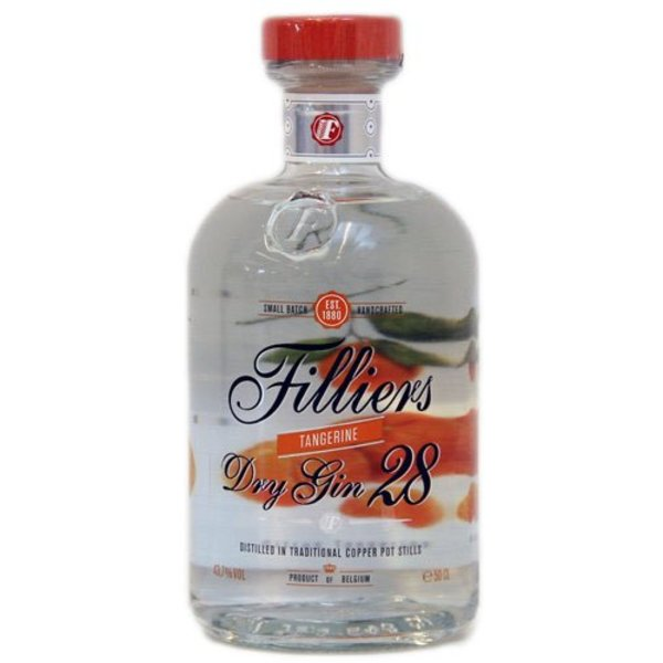 Filliers dry 28 Tangerine - 50cl