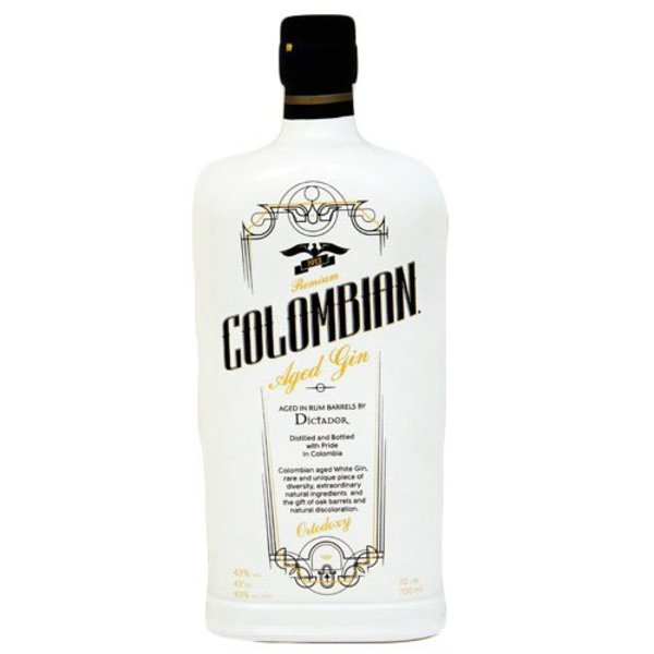 Colombian Aged Ortodoxy (wit) - 70cl