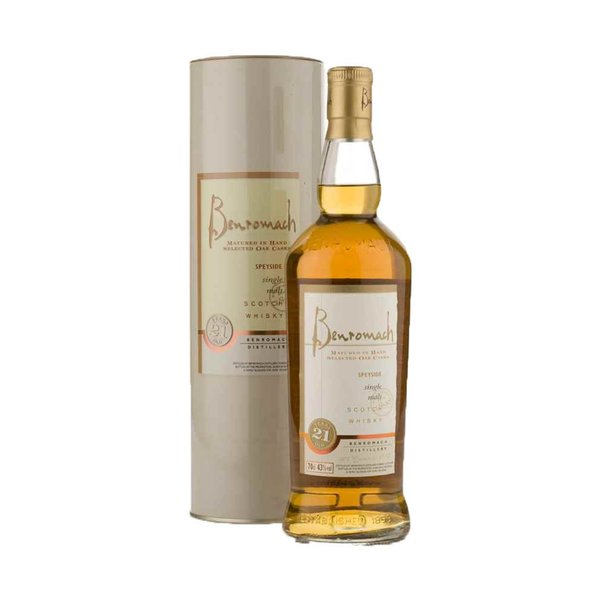 Benromach 21Y - 70cl
