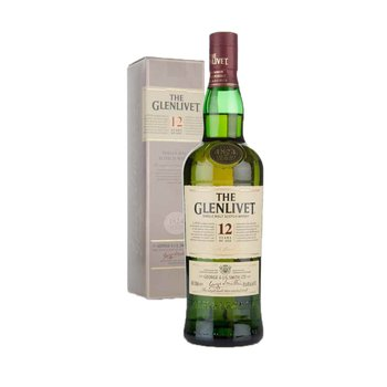 Found Glenlivet 12Y - 70cl