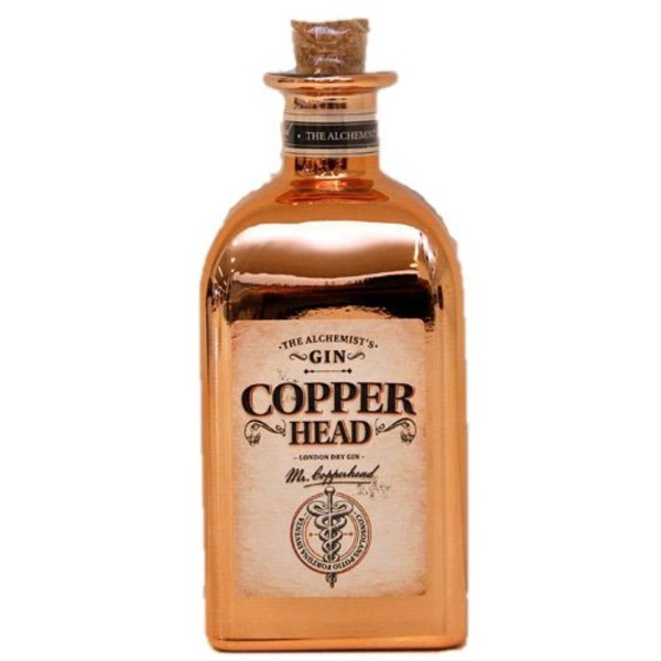 Copperhead Gin - 50 cl