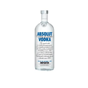 Wodka Absolut Blue - 1L