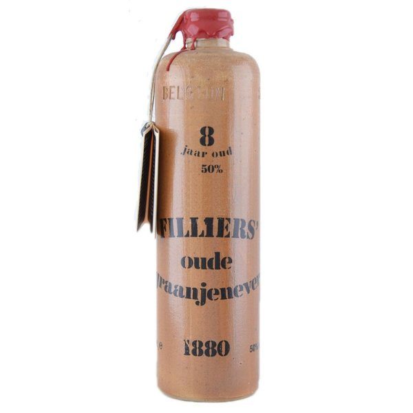 Filliers 50 - 8 Years - 75cl