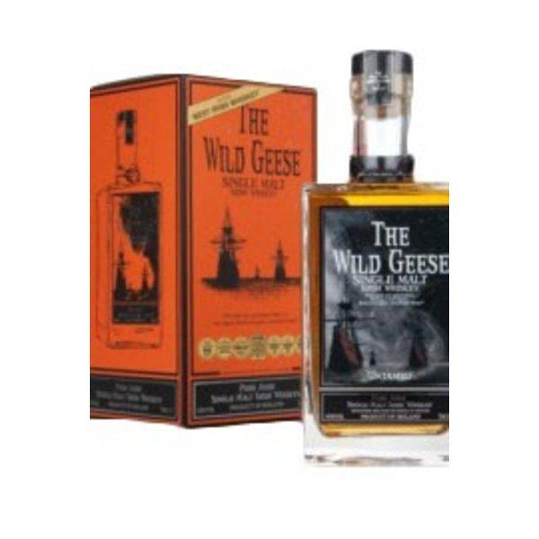 The Wild Geese Single Malt Irish Whiskey - 70cl