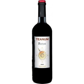 Teanum Favugnë 2014 Red - 75 cl