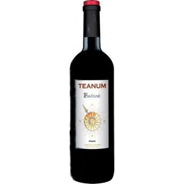Teanum Favugnë 2014 Red - 75 cl