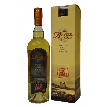 Arran 100 ° Proof - 70cl