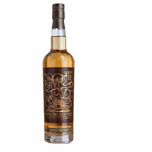 The Peat Monster - Compass Box - 70cl