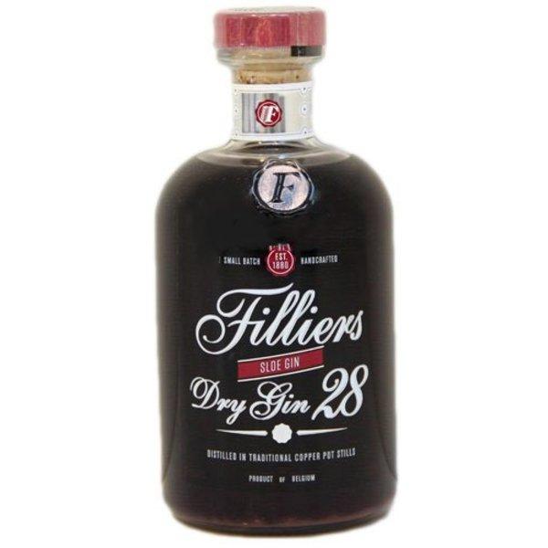 Filliers dry 28 Sloe - 50cl