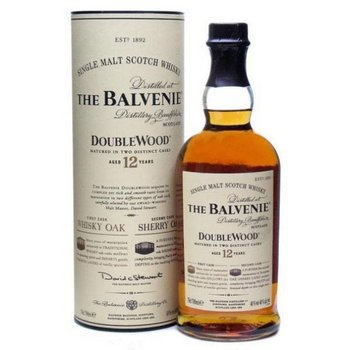Balvenie double wood - 12Y - 70cl