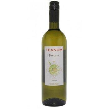 Teanum Favugnë 2014 White - 75 cl